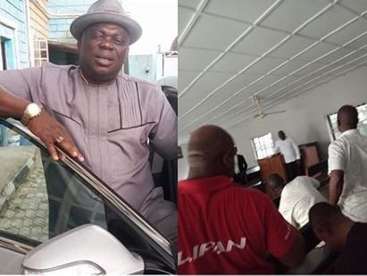 Cashier narrates how ex-Bayelsa governor?s aide raped her in his office