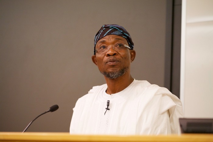 Osun Re-run : We expect to win at first ballot ? Governor Aregbesola