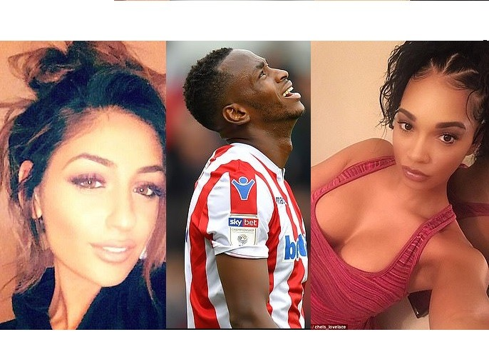 Footballer Saido Berahino, 25, who has only netted twice in 913 days has