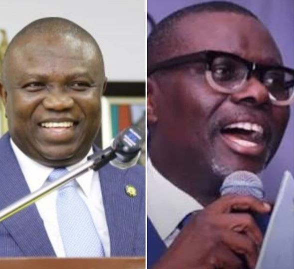 2019: Jide Sanwo-Olu speaks on stepping down for Governor Ambode in Lagos