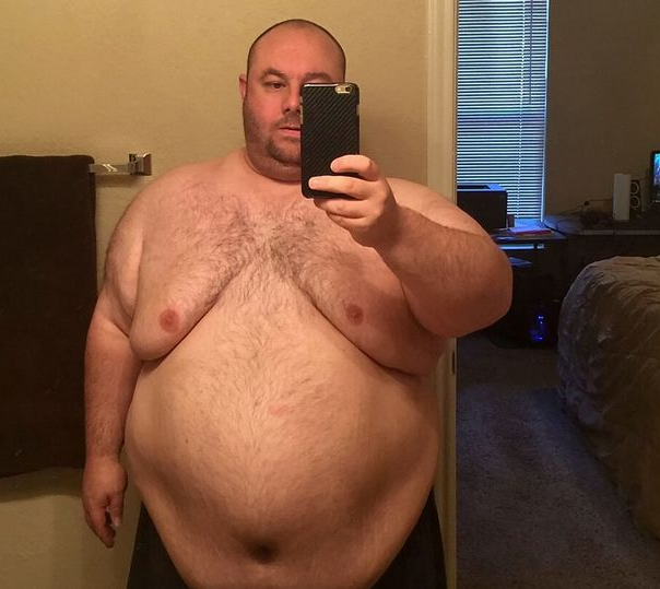 "Man whose marriage was destroyed because he was ""too fat for sex"" sheds so much weight and looks like a new person"