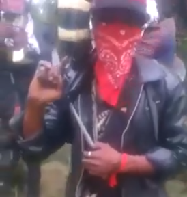 """We will continue to kill""-Cultists issue warning to Akwa Ibom state government (photos/video)"