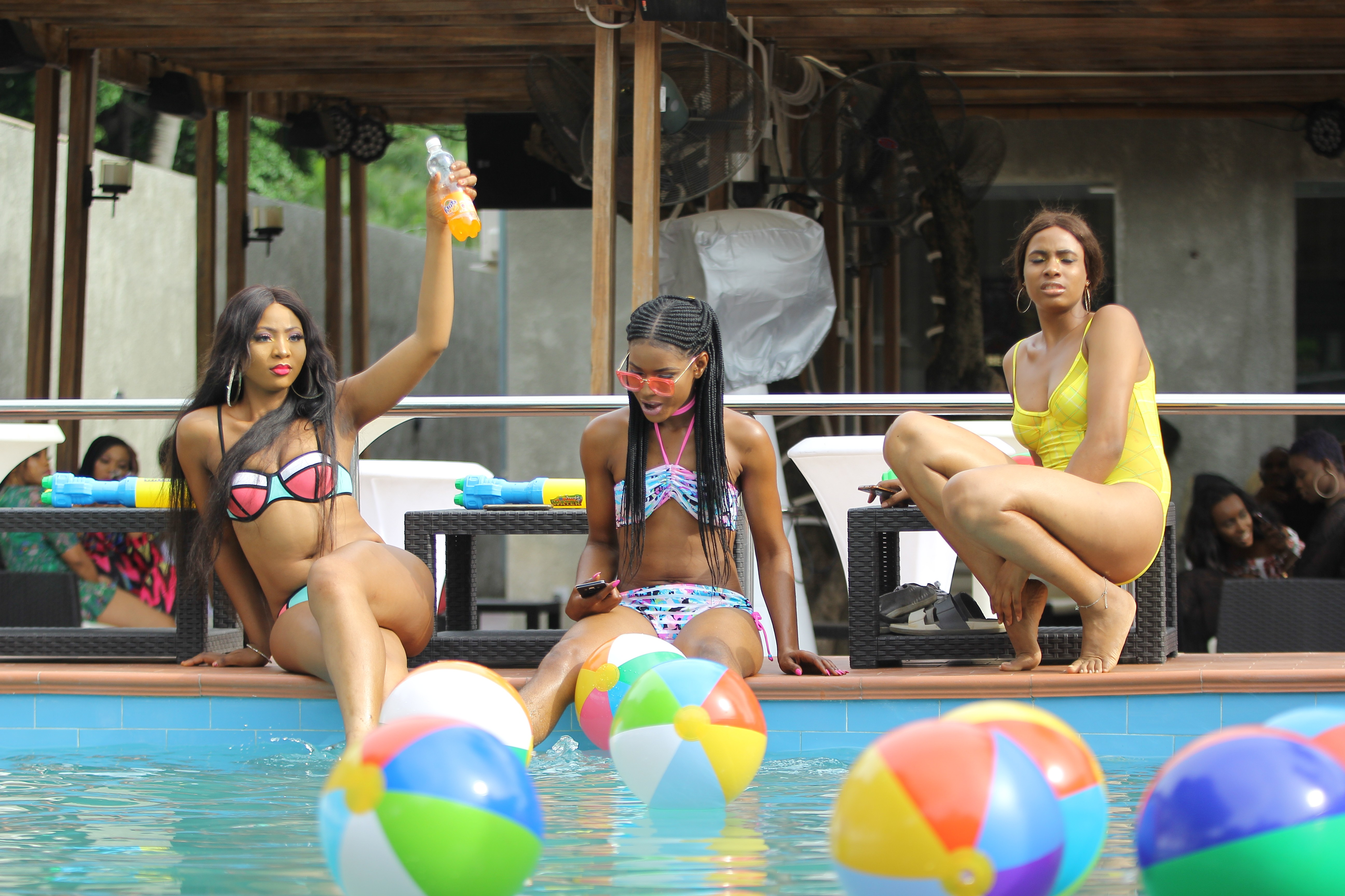 Rendezvous at noon 3: The littest party of the summer is back
