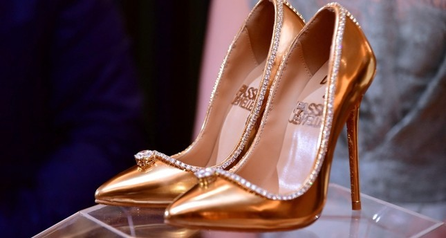 The world?s most expensive pair of shoes is up for sale for $17m (N6.1 billion)