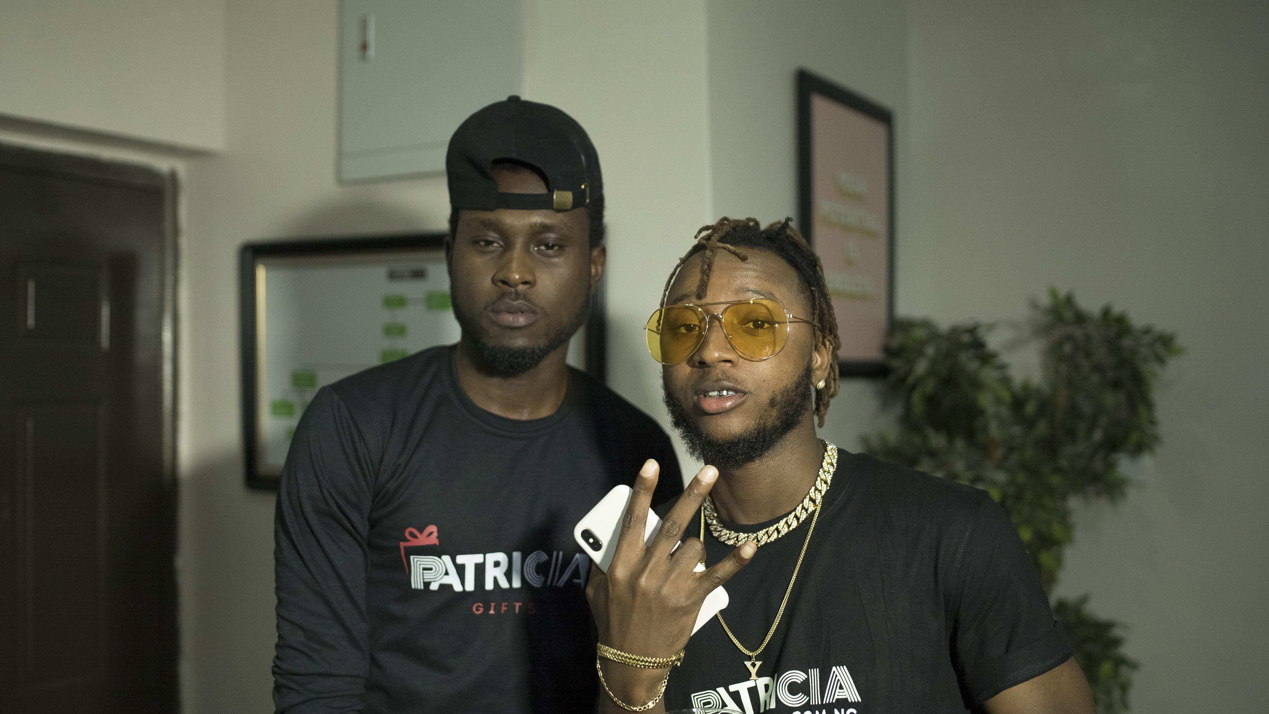 Rapper Yung6ix becomes Patricia
