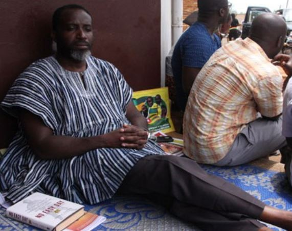 Togolese opposition leader,?Nicodeme Habia enters day 10 of hunger strike