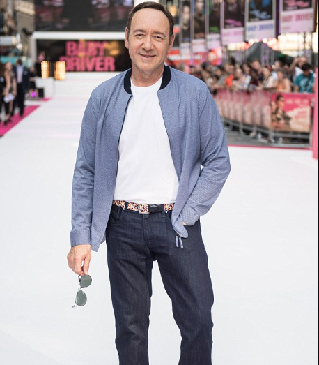 Actor Kevin Spacey sued by masseur who claims the star