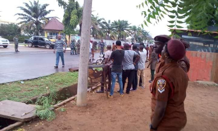 Police officer, 5 others killed at a beer parlor in Benue