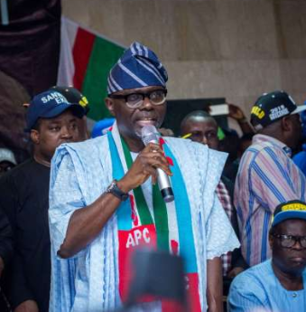Sanwo-Olu set to address press conference at his home in Ikoyi