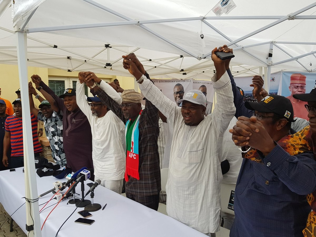 APC House of Reps caucus endorse Sanwo-Olu as APC governorship candidate