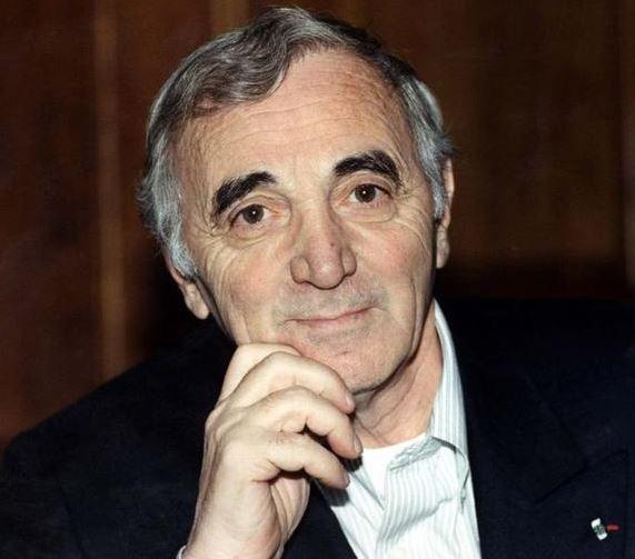 French President Emmanuel Macron mourns legendary singer Charles Aznavour, known as France