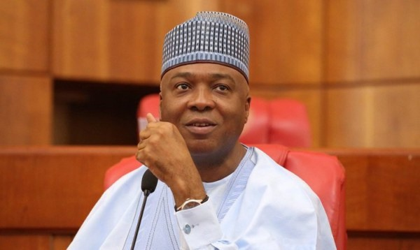Saraki explains why he was absent at the Independence day parade