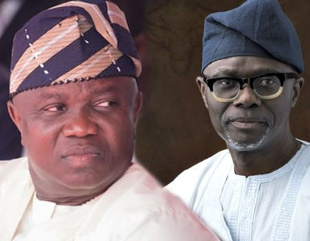 #LagosAPCPrimaries: Sanwo-Olu defeats Governor?Ambode in Alausa
