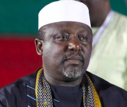 Confusion in Imo State as Rochas Okorocha