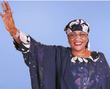 Aisha Alhassan becomes UDP governorship candidate In Taraba State