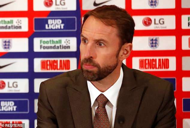 Gareth Southgate signs ?12m four-years deal to remain as England manager until 2022 World Cup in Qatar?