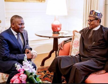 Aliko Dangote is far more influential and powerful than President Buhari - Senator Ben Bruce
