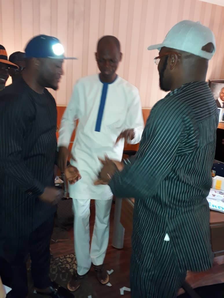 Ikeja Constituency II leading aspirant for the Lagos State House Assembly steps down for incumbent