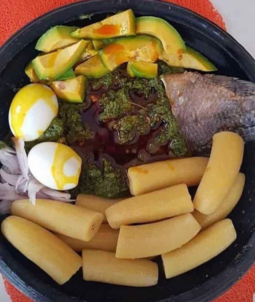Will you eat this Ghanaian delicacy?