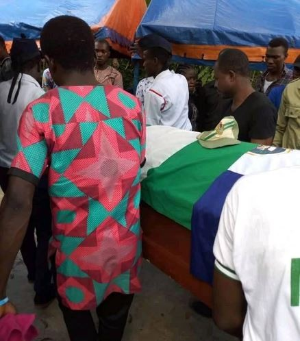 Sad! Corps member dies just 4-weeks to the end of his service in Anambra State