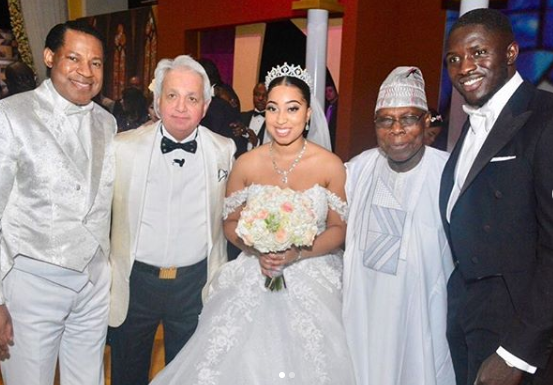 More photos from Pastor Chris Oyakhilome
