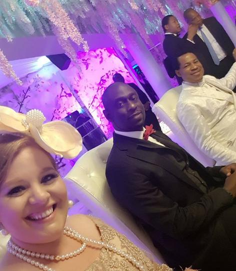 More photos from Pastor Chris Oyakhilome