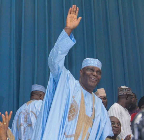 Saraki, Dankwambo congratulate Atiku Abubakar as he wins the PDP Presidential ticket for 2019