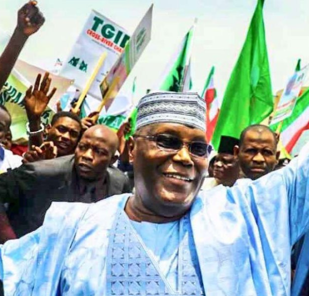 Here is how Nigerians are reacting to the emergence of Atiku Abubakar as PDP