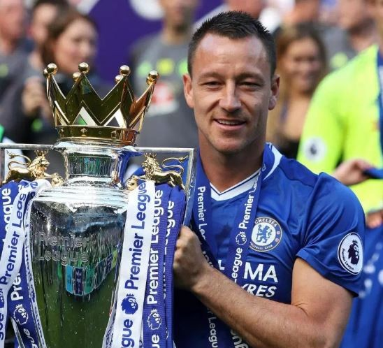 English legend, John Terry announces retirement from football at the age of 37