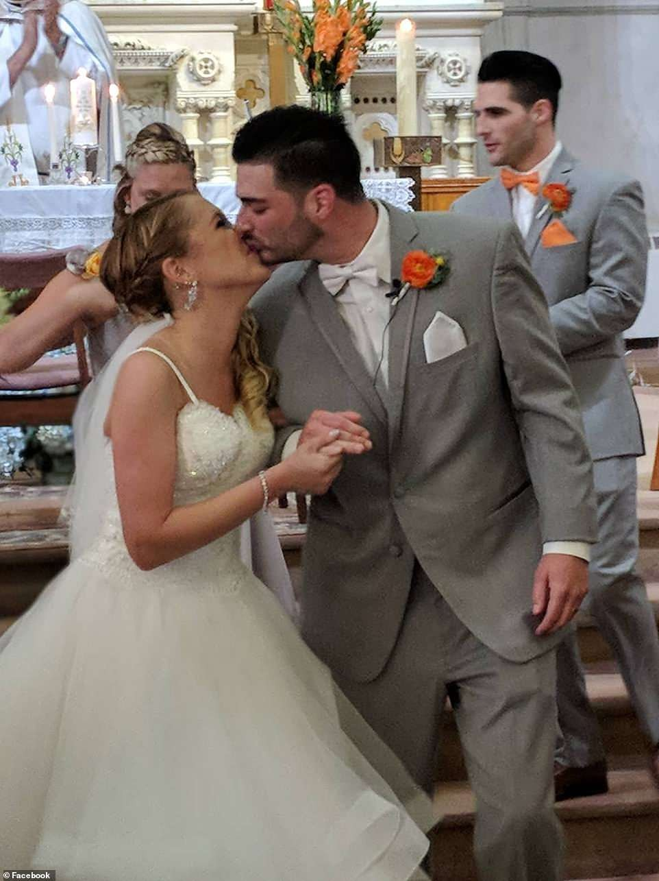 Newlywed couples and young parents among 20 wedding guests killed in limo crash