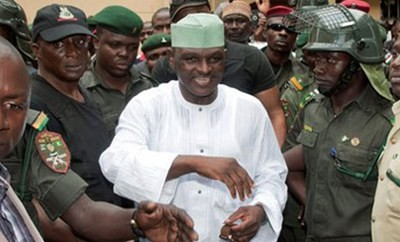 Abacha?sex-chief security, Hamza al-Mustapha, wins PPN presidential primary