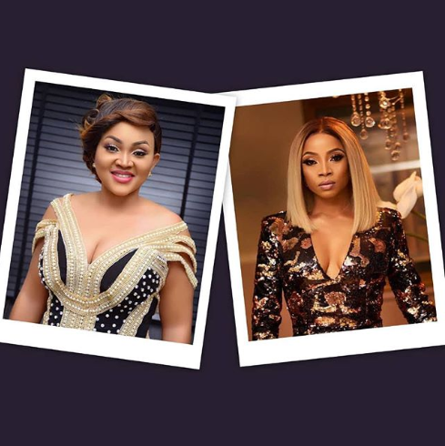 Image result for MERCY AIGBE REVEALS TOKE MAKINWA JUST BOUGHT ANOTHER HOUSE IN BANANA ISLAND