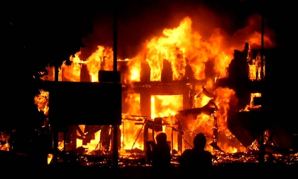 65-year-old lecturer dies in fire disaster in Ondo