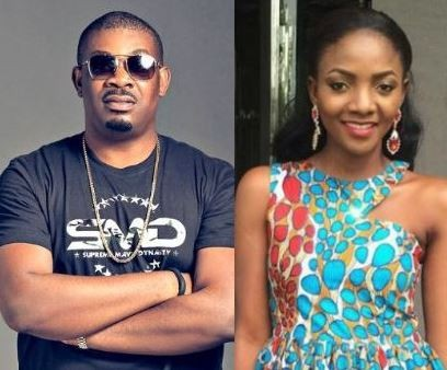 See these trowback tweets from 2014 when Simi used to 'pester' Don Jazzy to listen to her songs