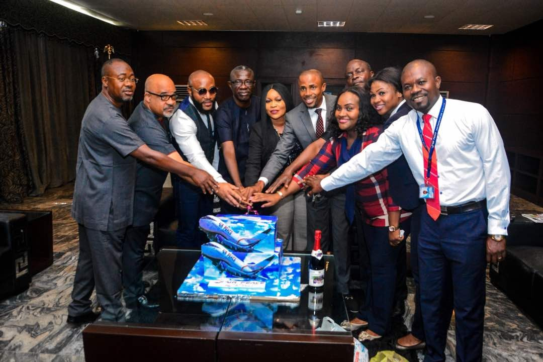 Air Peace fulfills pledge, returns to Asaba with assurance