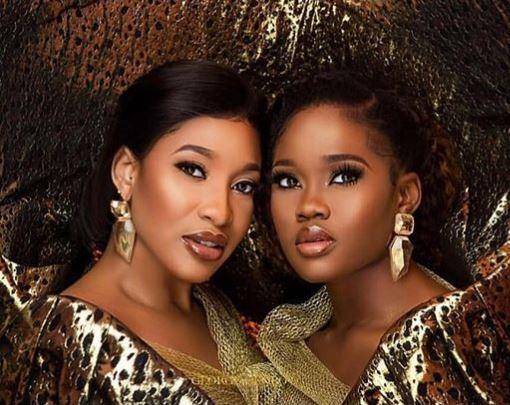 Stunning new photo of Tonto Dikeh and Ceec
