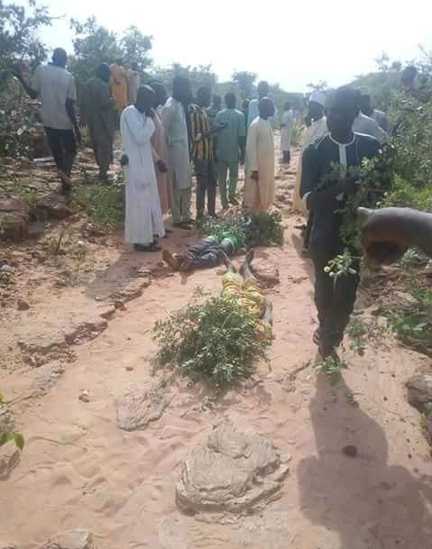 18 passengers killed in fatal accident in Gombe, mass burial held