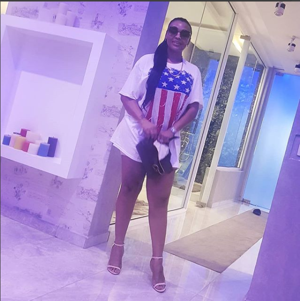 'Happy Birthday to a special woman in my life' - Timaya celebrates his second Babymama