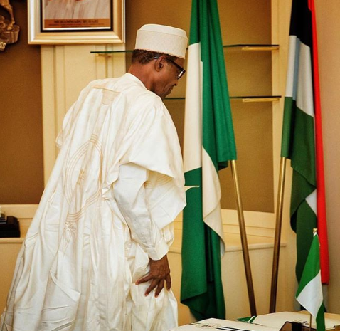 """Internationally, Nigeria is now respected""- President Muhammadu Buhari says"