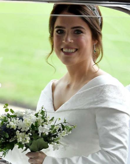 Photos/video: Princess Eugenie