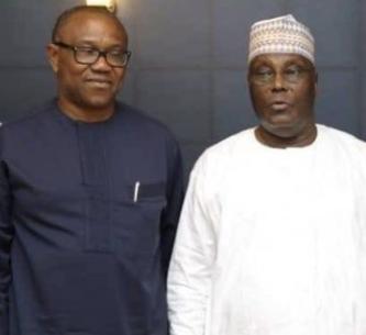Atiku Abubakar gives reason for picking Peter Obi as his running mate