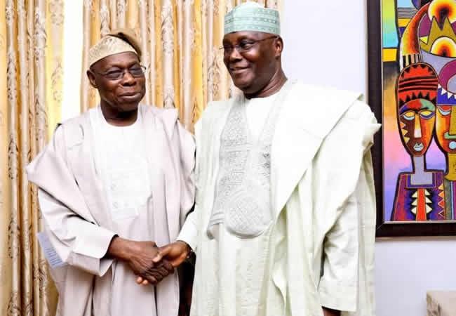 Obasanjo lobbying US authorities to withdraw Atiku?s US entry ban- APC