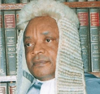 Late Chief Judge,?Innocent Umezulike who was?buried last month is among the 50 Nigerians President Buhari banned from travelling