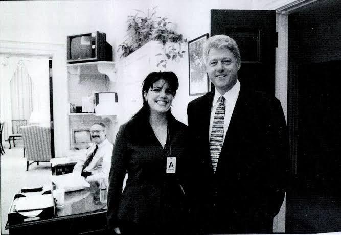 Hillary Clinton says her husband, Bill Clinton