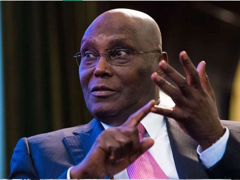 'Buhari repeating 'evil Decree 2' - Atiku Abubakar condems FG's travel ban on 50 Nigerians