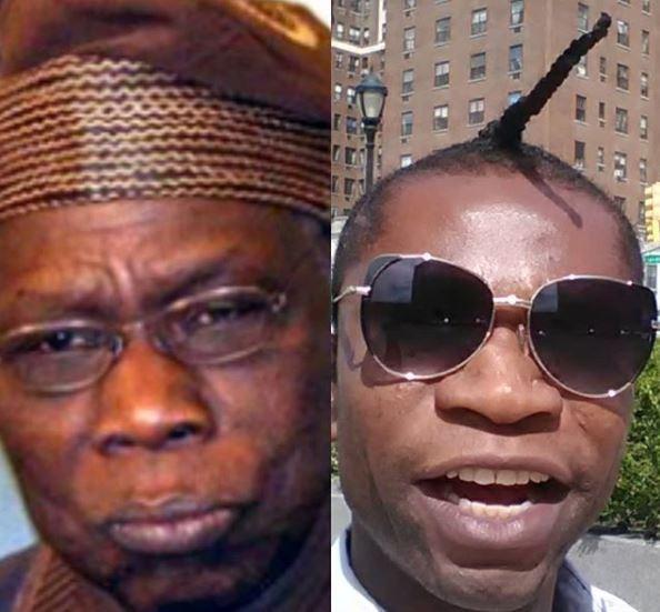 Speed Darlington compares himself with President Obasanjo