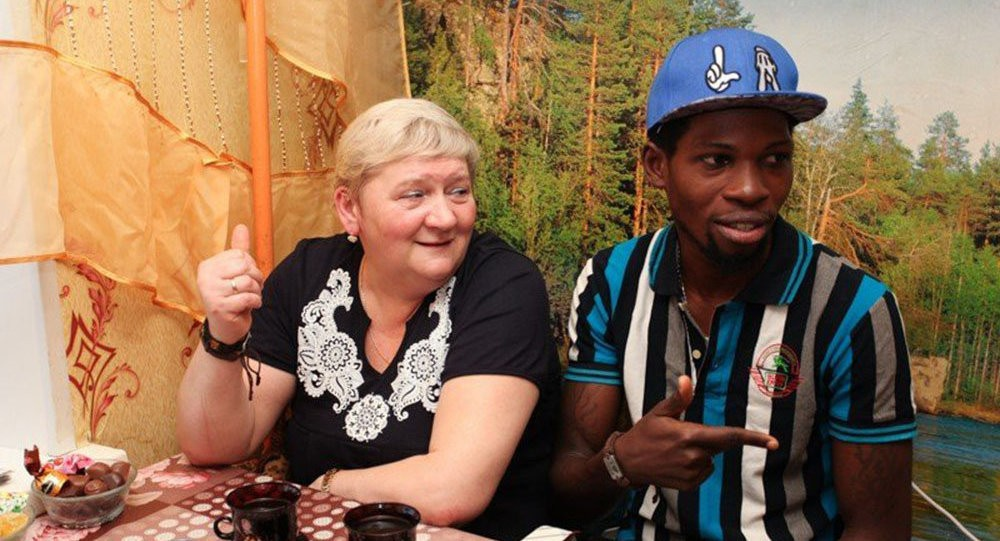 32-year-old Nigerian man married to 50-year-old Russian woman dies of massive heart attack at a club