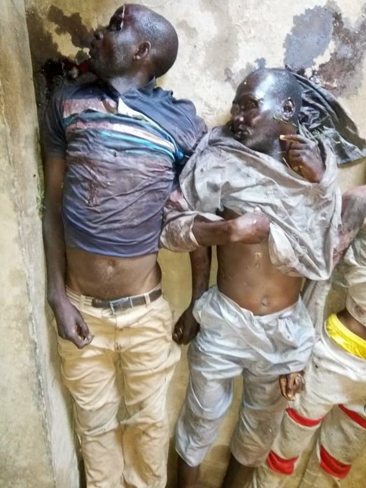 Graphic: Gunmen attack 10 traders traveling from Taraba to Kano, slaughter four while six are missing