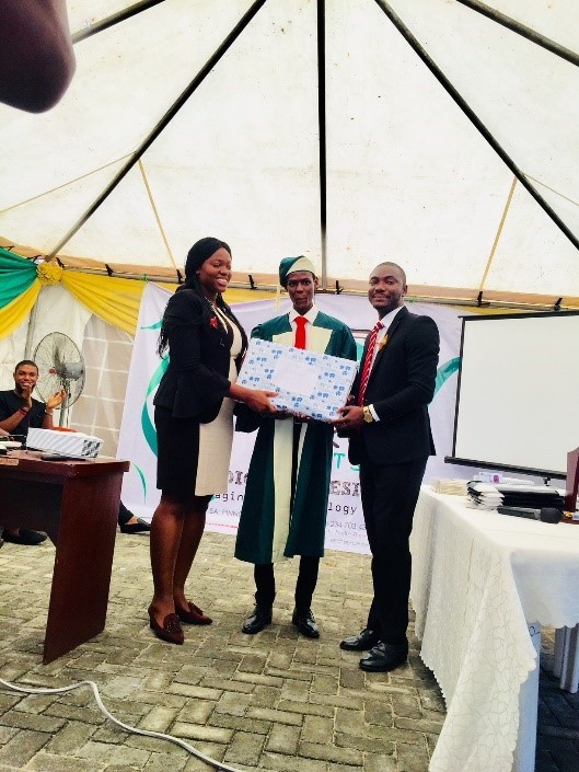 Ekobits ICT Trust Foundation with poise Nigeria graduate 42 less privileged youths in Lagos State