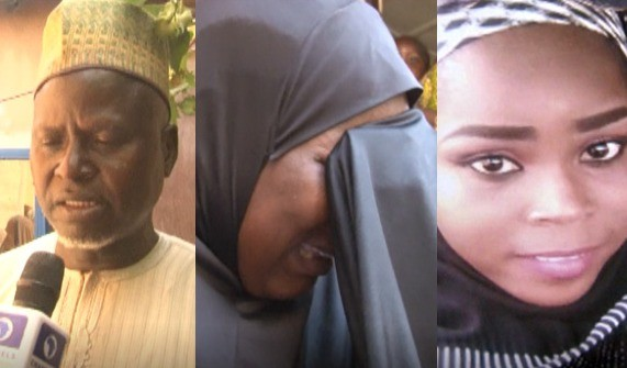 Parents of aide worker, Hauwa Liman, refuse to believe she is dead